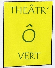 logo Théâtr'Ô Vert Saint-Georges-des-Coteaux