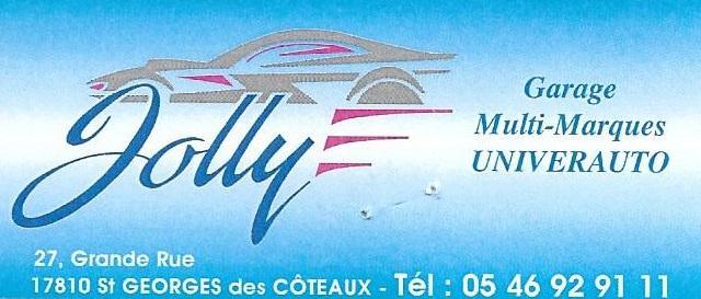 Garage Jolly Saint-Georges-des-Coteaux