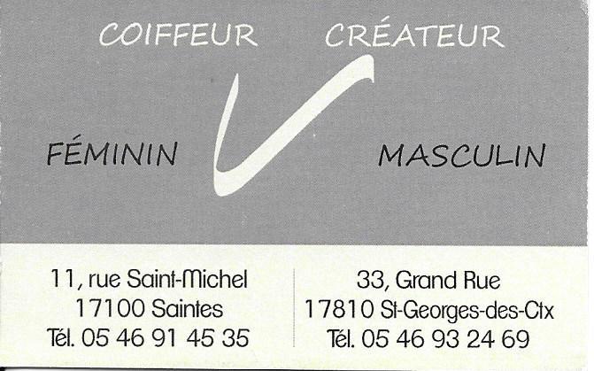 coiffeur créateur saint georges des coteaux
