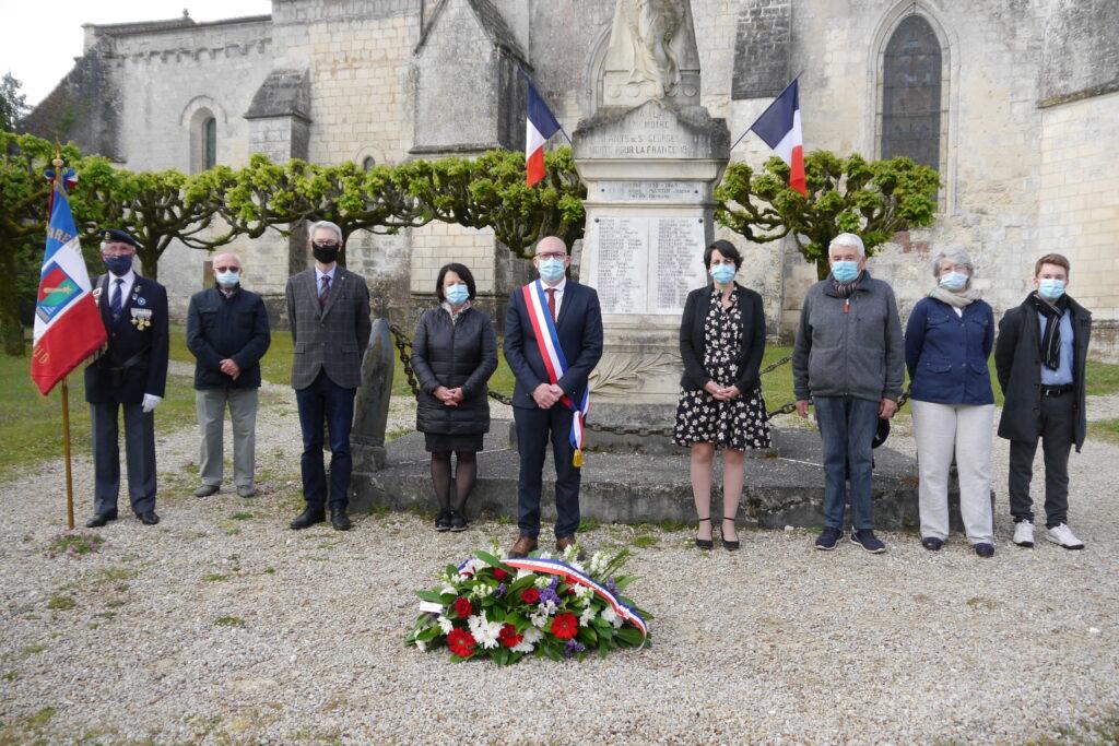 photo-de-groupe 8 mai 2021 saint georges des coteaux