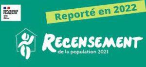 report recensement population